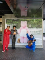 トモ(テツandトモ) 公式ブログ/「ウッティタウン6丁目」(^O^) 。 画像1