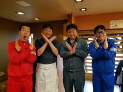トモ(テツandトモ) 公式ブログ/甲斐市「市場寿司」さんへ(^-^) 。 画像3