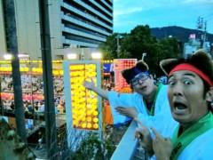 トモ(テツandトモ) 公式ブログ/「徳島阿波おどり」パート3(^O^) 。 画像1