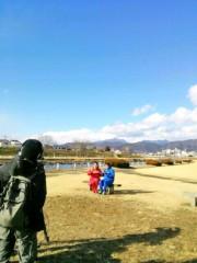 トモ(テツandトモ) 公式ブログ/山梨県ロケ(^-^) 。 画像1