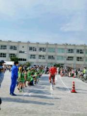 トモ(テツandトモ) 公式ブログ/『小学生自転車実技教室』へ! 画像3