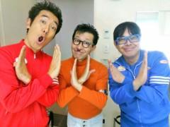 トモ(テツandトモ) 公式ブログ/番組収録に!! 画像2