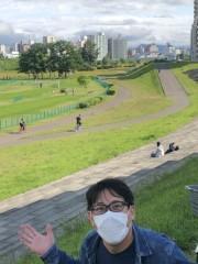 トモ(テツandトモ) 公式ブログ/久々の,トモ散歩(^-^) 。 画像2