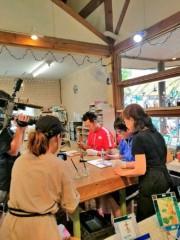 トモ(テツandトモ) 公式ブログ/山梨県北杜市・小淵沢町ロケ、パート2!! 画像1