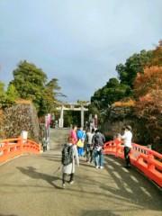 トモ(テツandトモ) 公式ブログ/武田神社へ(^-^) 。 画像1