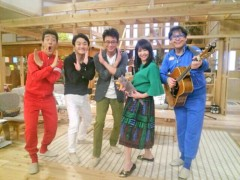 トモ(テツandトモ) 公式ブログ/NHK「ごごナマ」出演(^^) 。 画像1