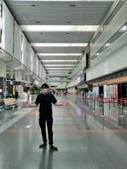 トモ(テツandトモ) 公式ブログ/羽田空港にて(^-^) 。 画像1