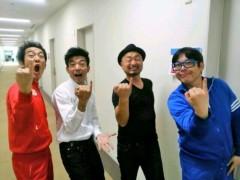 トモ(テツandトモ) 公式ブログ/番組収録に!! 画像1
