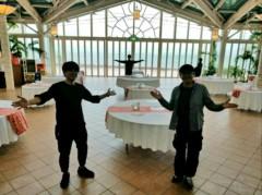 トモ(テツandトモ) 公式ブログ/沖縄へ(^-^) 。 画像2