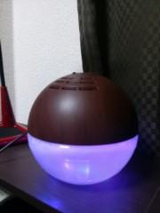 宝城里音 公式ブログ/アロマ空気清浄機 画像1