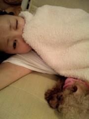 EMI 公式ブログ/寝顔・・・ 画像1