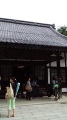 赤城アリア 公式ブログ/寺ヨガ☆ 画像2