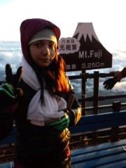 赤城アリア 公式ブログ/富士山! 御来光 画像2