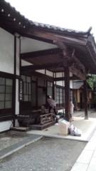 赤城アリア 公式ブログ/寺ヨガ☆ 画像1