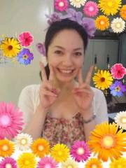 赤城アリア 公式ブログ/お花まみれ! 画像1