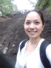 赤城アリア 公式ブログ/富士山! 登りはじめ 画像2
