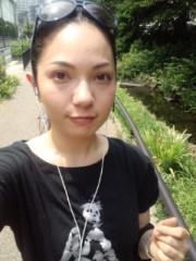 赤城アリア 公式ブログ/猛暑日だって! 画像1