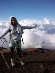 赤城アリア 公式ブログ/富士山! 登りはじめ 画像1