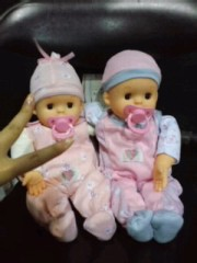 赤城アリア 公式ブログ/ふたごの赤ちゃん 画像1