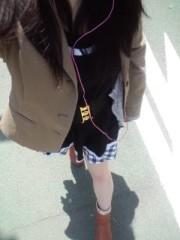 赤城アリア 公式ブログ/なまあしのワケ。 画像2
