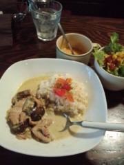 赤城アリア 公式ブログ/本日のランチ 画像1
