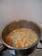 神農幸(じんのさち) 公式ブログ/豚汁作りました。 画像2