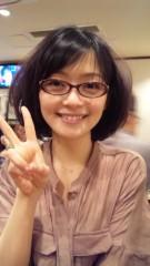 神農幸(じんのさち) 公式ブログ/新しい眼鏡。 画像1