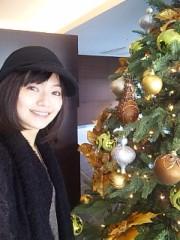 神農幸(じんのさち) 公式ブログ/クリスマスツリーを撮る 画像1