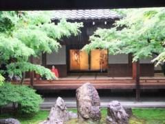 野村佑香 公式ブログ/雨の京都もまたよろし。 画像1
