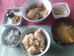 野村佑香 公式ブログ/カルシウムな食卓♪ 画像1
