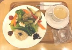 野村佑香 公式ブログ/銀座の滝の下で 画像3