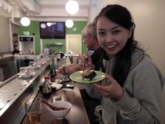 野村佑香 公式ブログ/北欧通信 ヨーテボリの回転すし 画像2