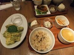野村佑香 公式ブログ/お豆腐カフェ 画像2