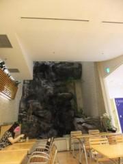 野村佑香 公式ブログ/銀座の滝の下で 画像1