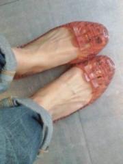 野村佑香 公式ブログ/rain  shoes 画像1
