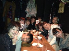 野村佑香 公式ブログ/新年会 画像1