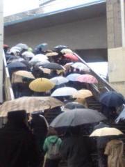 野村佑香 公式ブログ/傘の花咲く金曜日 画像1