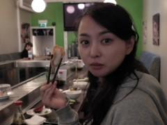 野村佑香 公式ブログ/北欧通信 ヨーテボリの回転すし 画像3