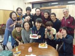 野村佑香 公式ブログ/祝っていただきましたー(>_<) 画像1
