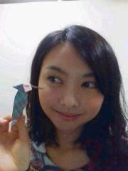 野村佑香 公式ブログ/幸せの青い鳥…? 画像1
