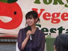 野村佑香 公式ブログ/ベジフェスレポ 画像3