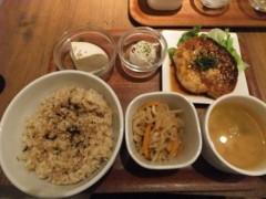 野村佑香 公式ブログ/お豆腐カフェ 画像1