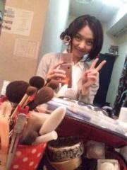 野村佑香 公式ブログ/支度中の楽屋から! 画像1