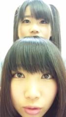 新垣桃菜(JK21) 公式ブログ/スマートフォン(*゜v゜)☆ 画像1