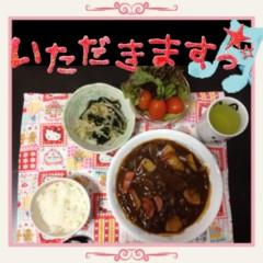 新垣桃菜(JK21) 公式ブログ/ 夕飯作りヽ(・▽・)ノ 画像1