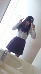 新垣桃菜(JK21) 公式ブログ/三姉妹(^_^)v 画像2
