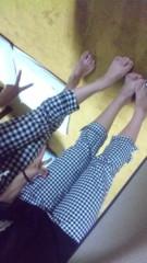 新垣桃菜(JK21) 公式ブログ/りなと似てたズボン。 画像1