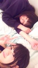 新垣桃菜(JK21) 公式ブログ/お布団にごろん\(^-^)/ 画像2