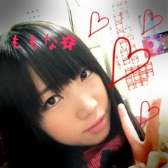 新垣桃菜(JK21) 公式ブログ/らぶーRun★ 画像1