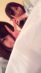 新垣桃菜(JK21) 公式ブログ/くるくるパーマ(^o^) 画像1